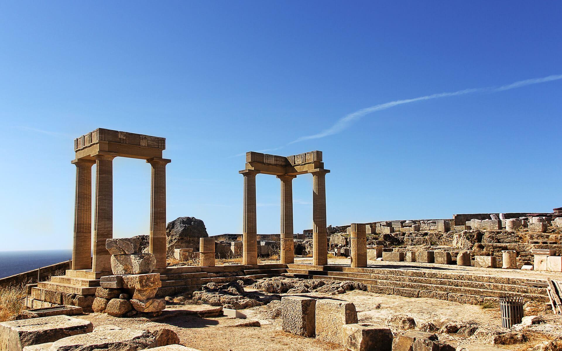 Rhodos Sehenswürdigkeiten Rhodos Stadt Ausflüge auf Rhodos