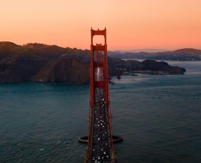 Golden Gate Bridge Wie lang ist die Golden Gate Bridge Wie hoch ist die Golden Gate Bridge Wie alt ist die Golden Gate Bridge