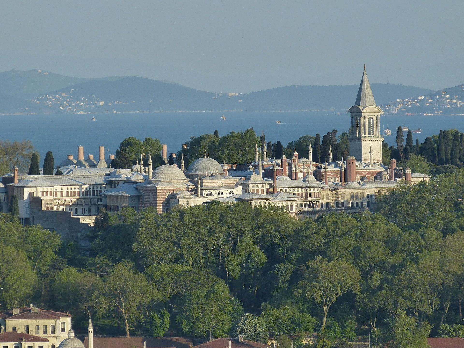 Istanbul Sehenswürdigkeiten: Topkapi Palast
