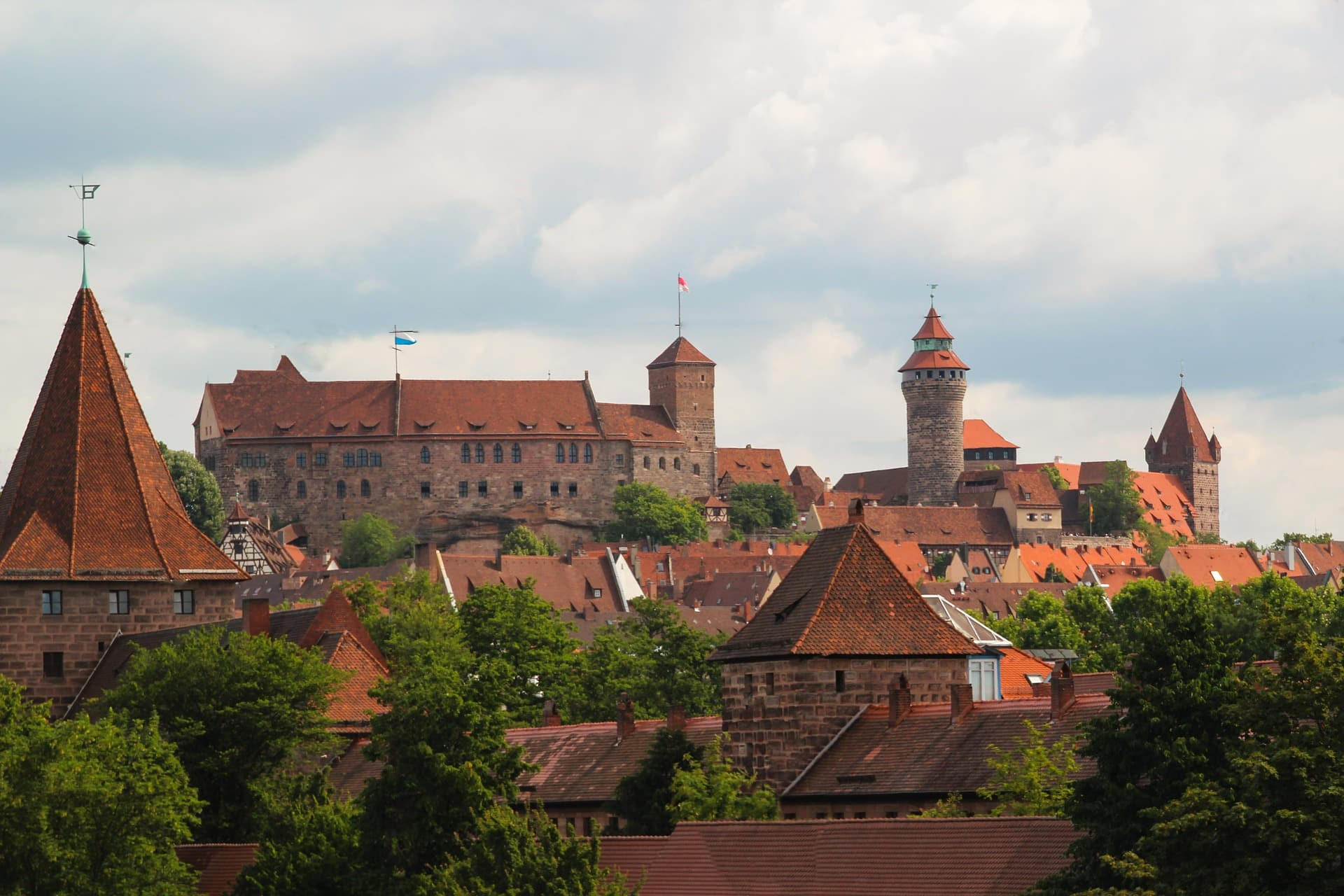 Nürnbergs Sehenswürdigkeiten Ausflugsziele in Nürnberg