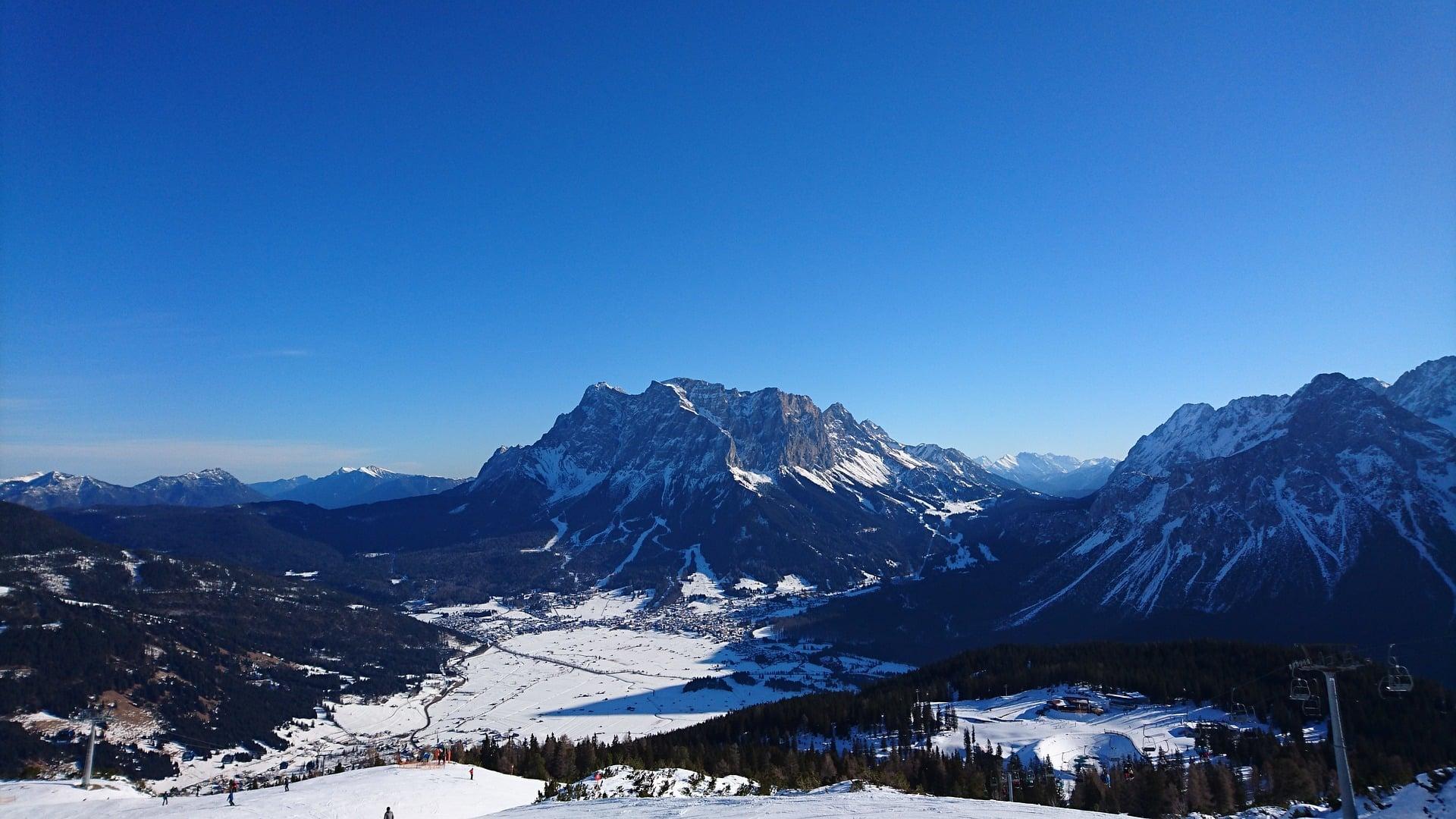 Skigebiete Österreich Gletscher Österreichs