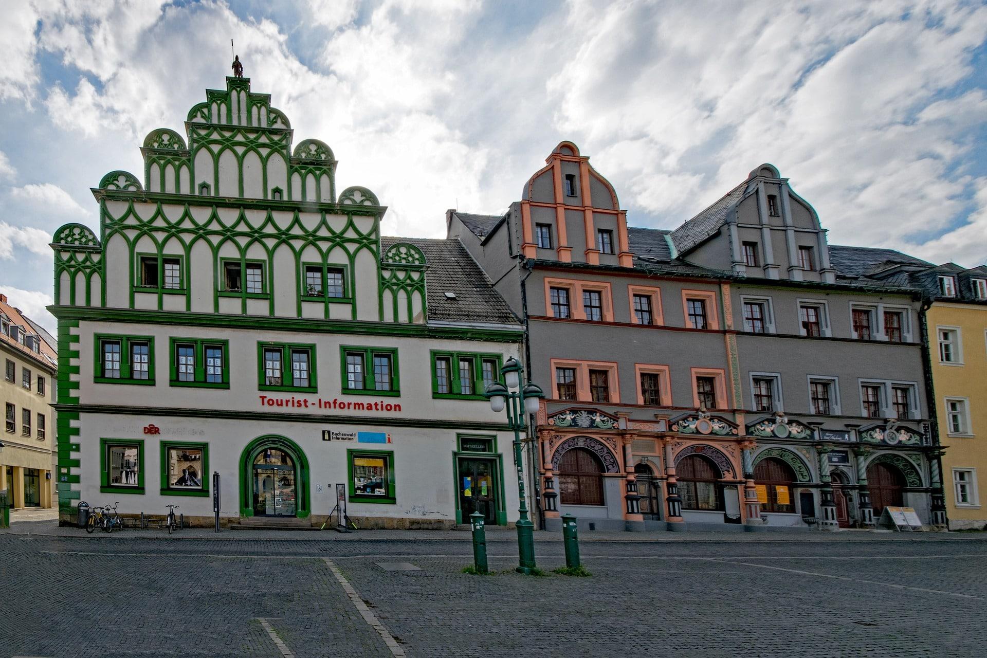 Weimar Sehenswürdigkeiten