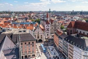 München Sehenswürdigkeiten Sightseeing München