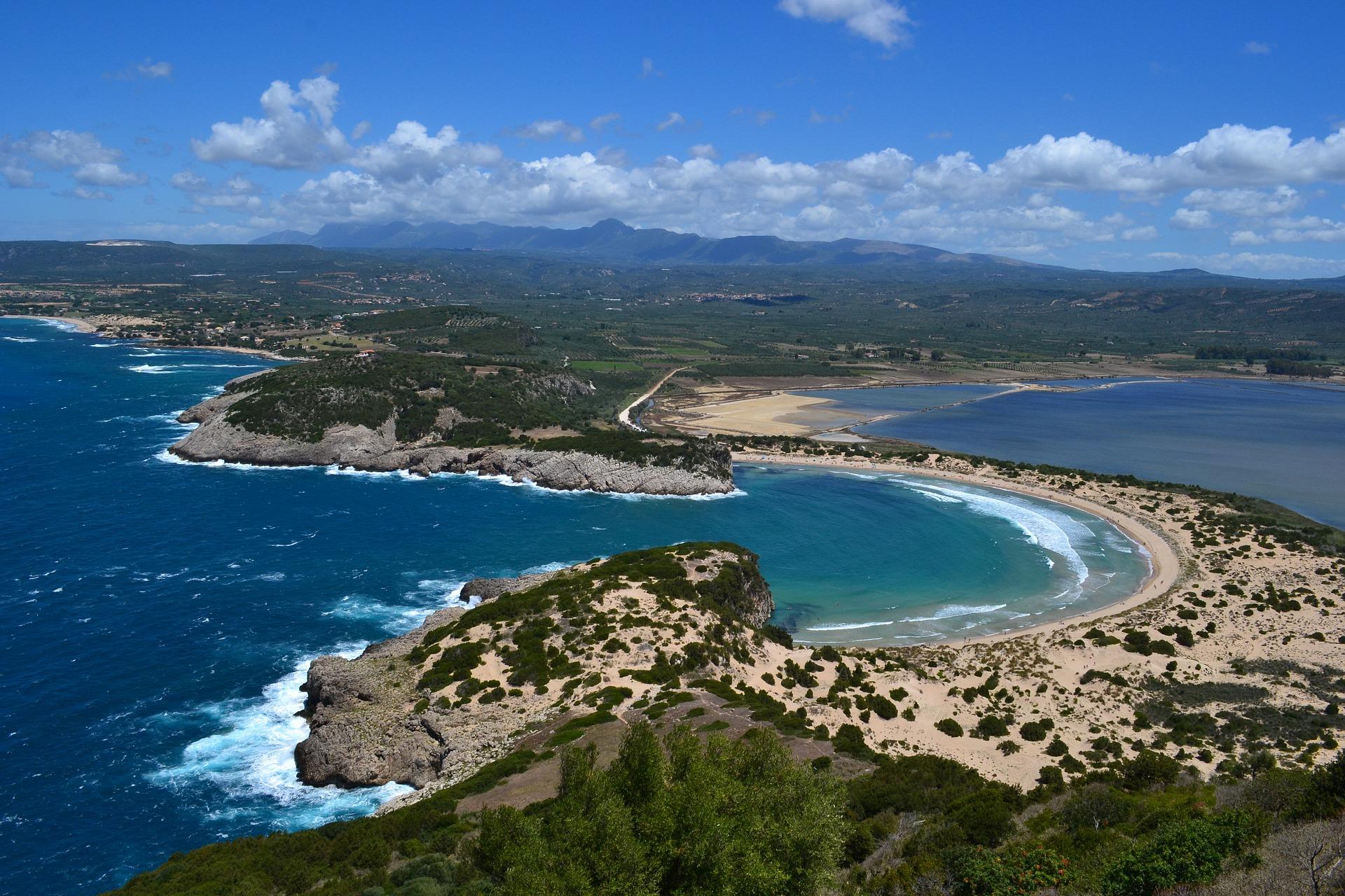 Griechenland Strand Schönste Strände Griechenland Sandstrand