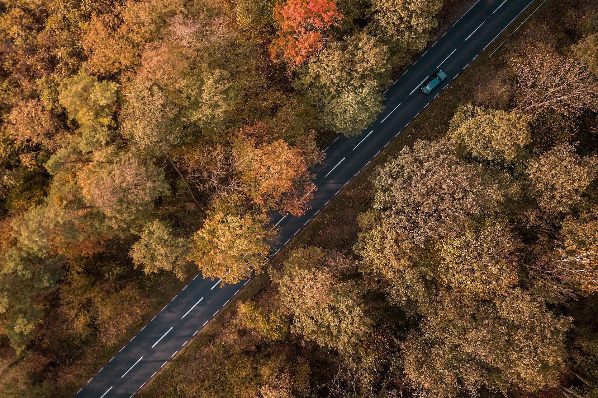 Roadtrip Deutschland Ferienstraßen