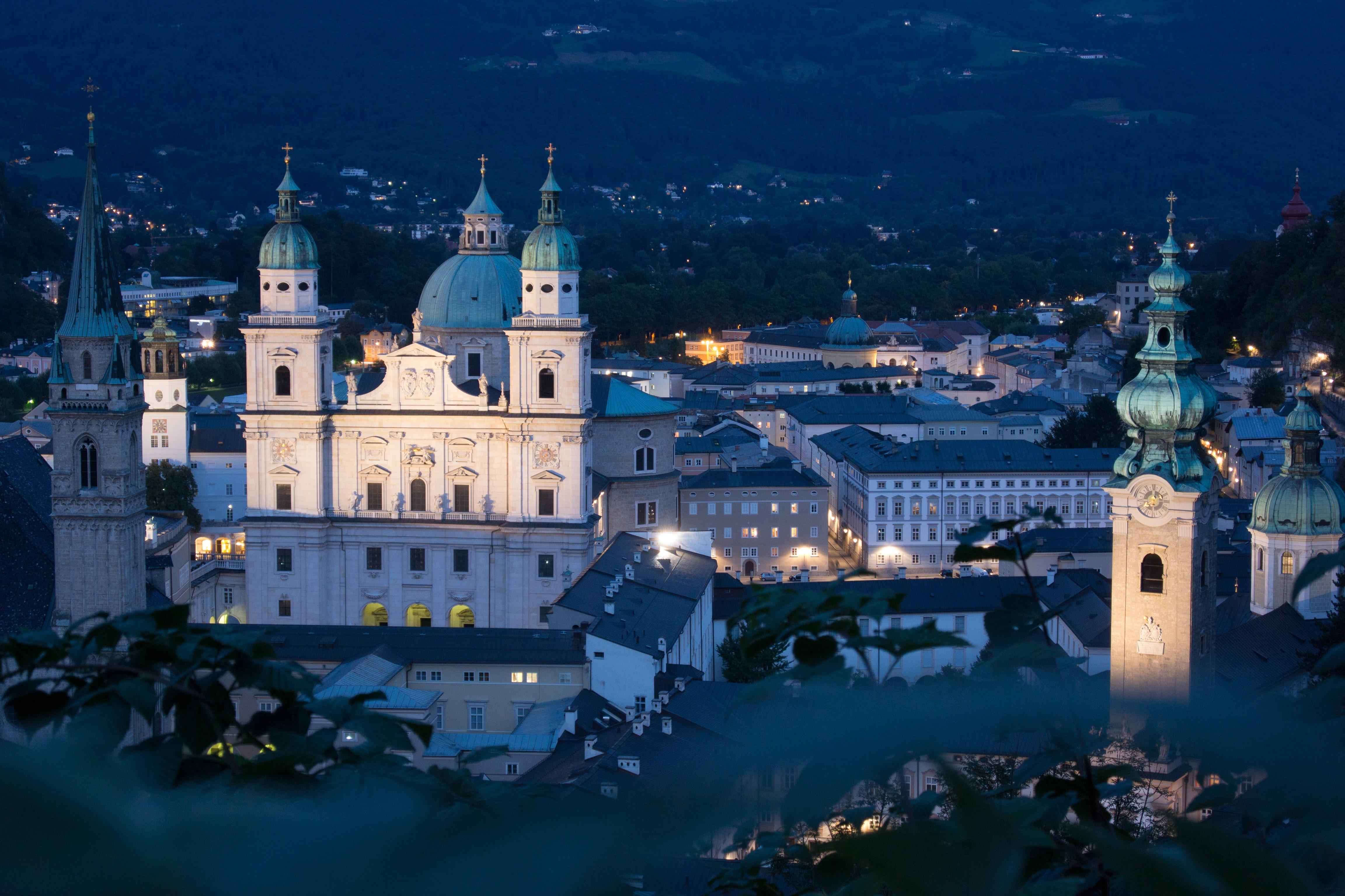 Dreifaltigkeitskirche Salzburg