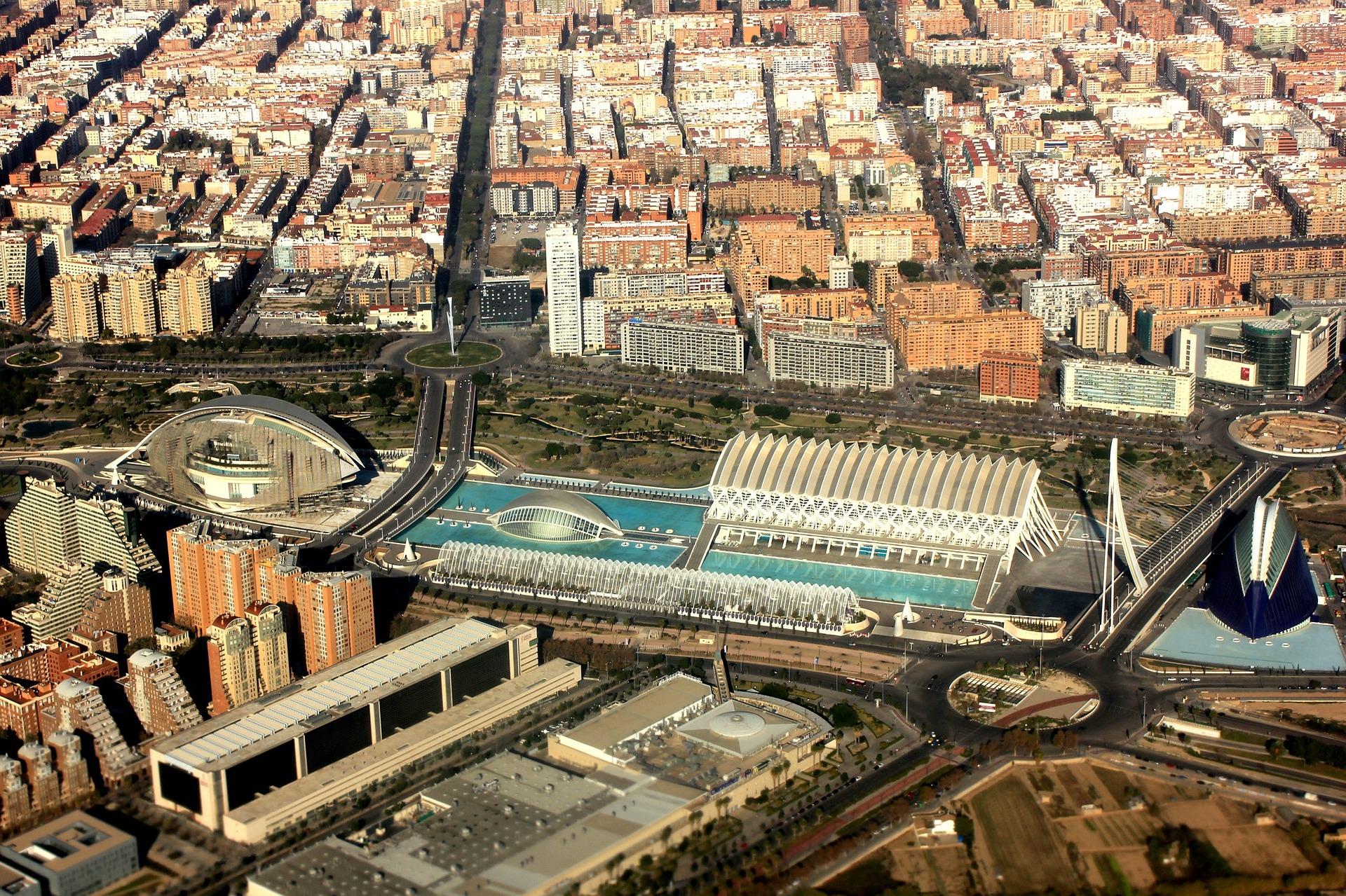 Valencia Sehenswürdigkeiten Valencia Sightseeing