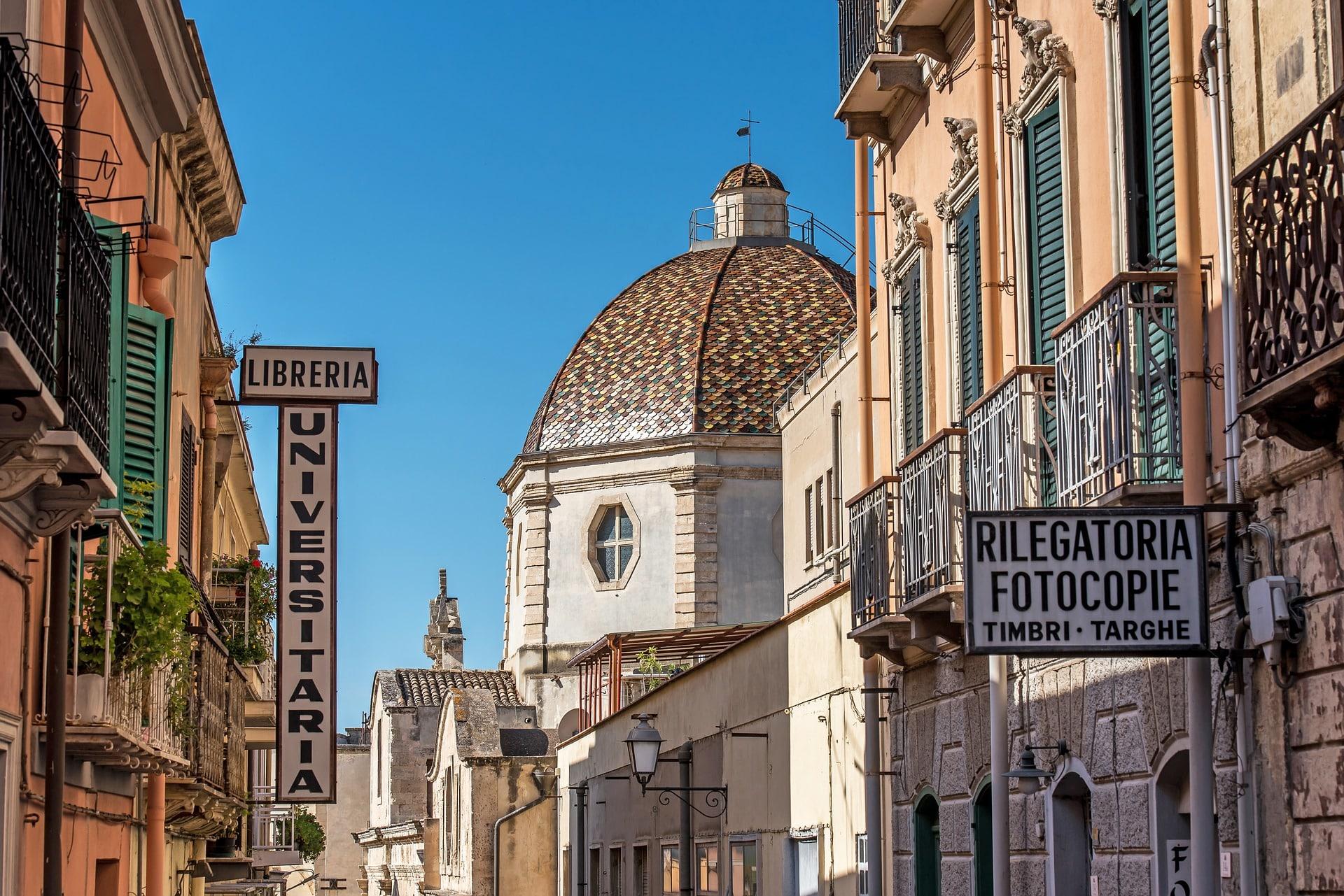 Sardinien Sehenswürdigkeiten