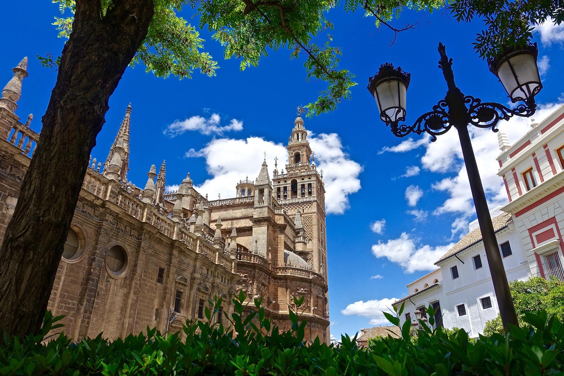 Sevilla Sehenswürdigkeiten Kathedrale von Sevillla