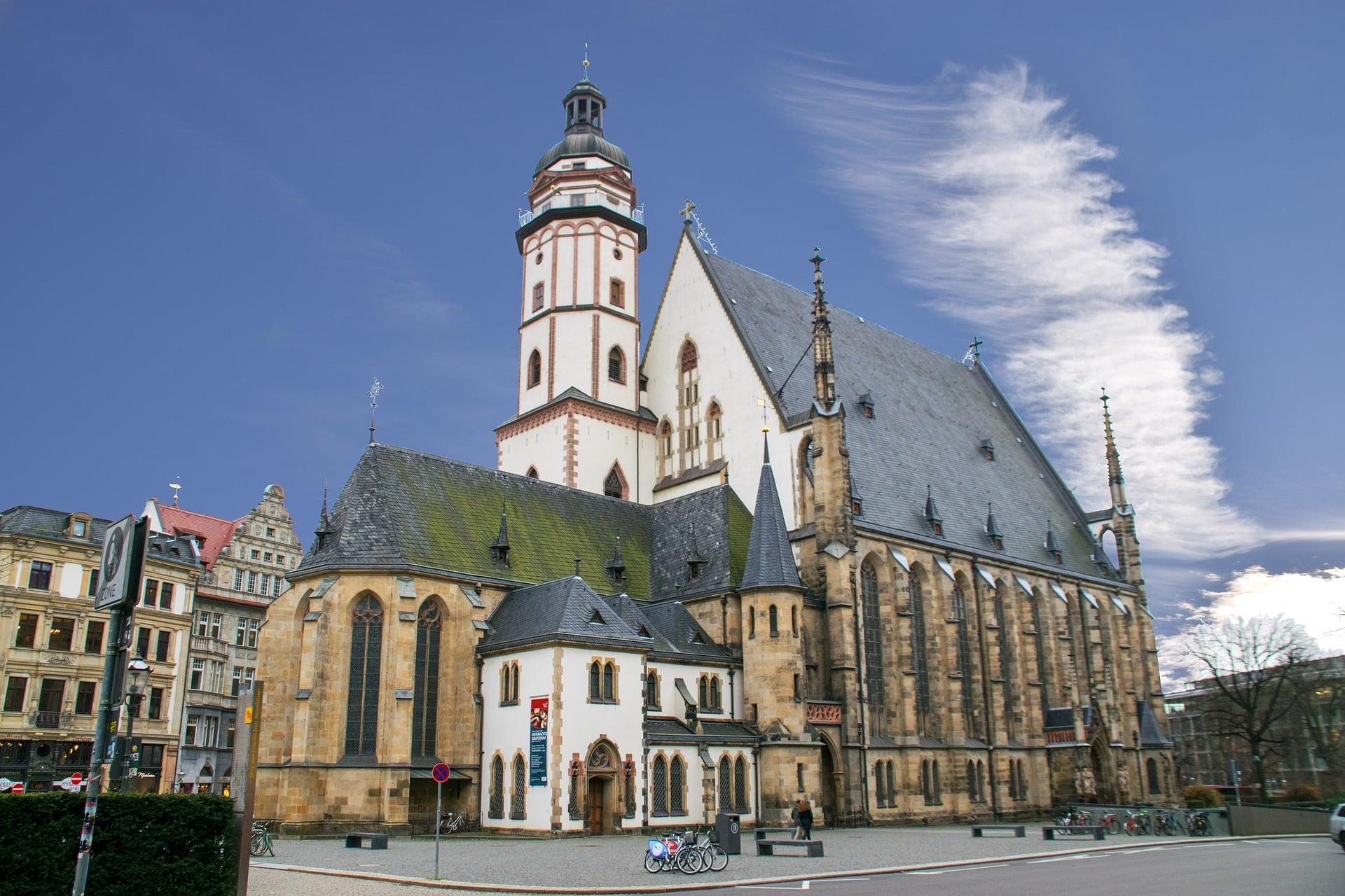 Leipzig Sehenswürdigkeit: Thomaskirche