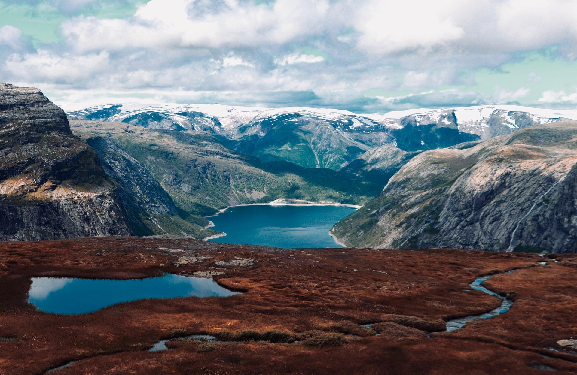 Europareise Skandinavien