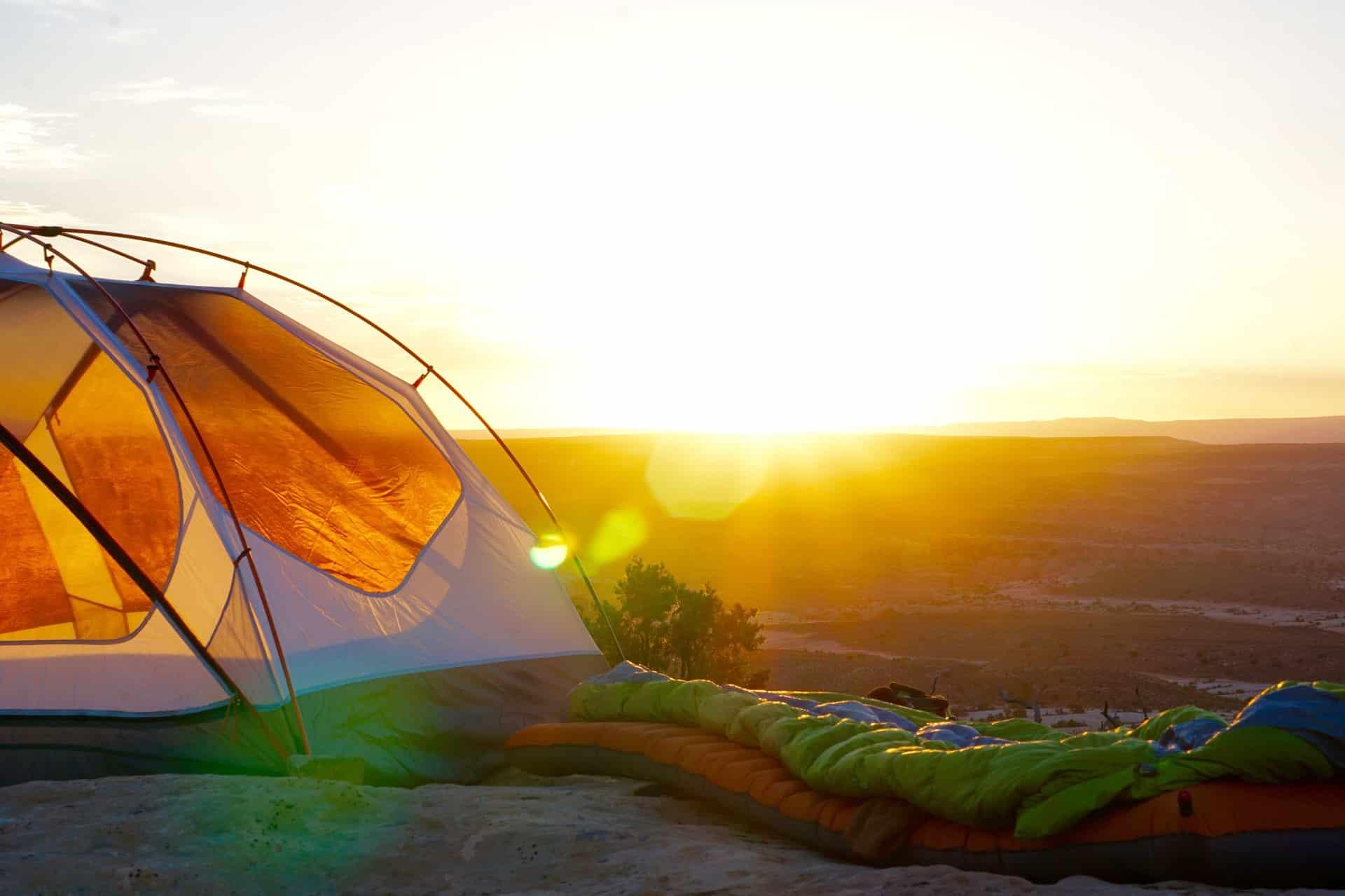 Camping mit der Familie -Actioncamper