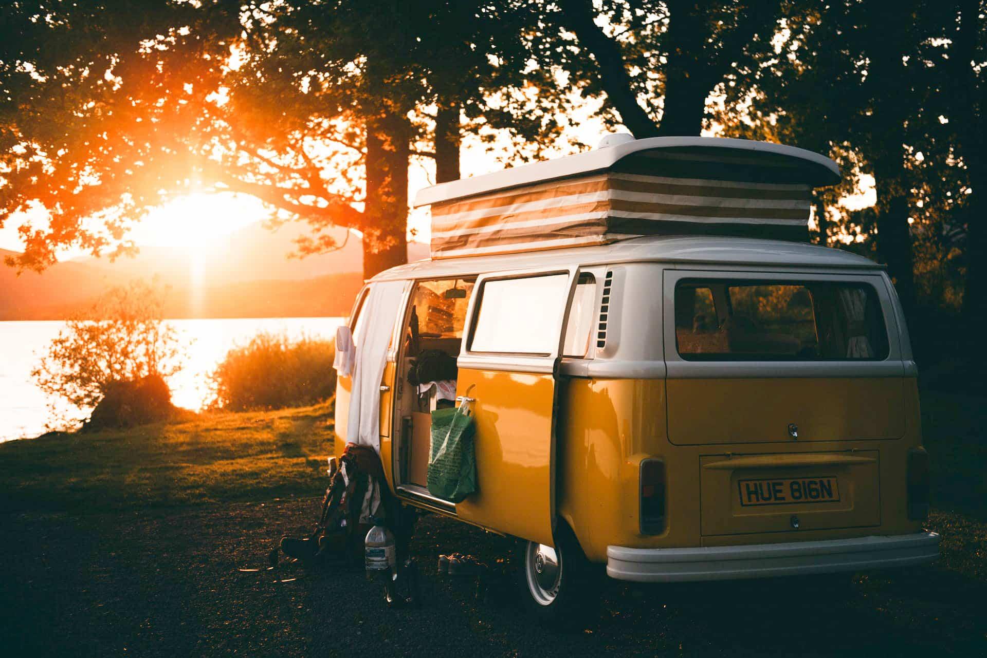 Caravan Camping Gardasee