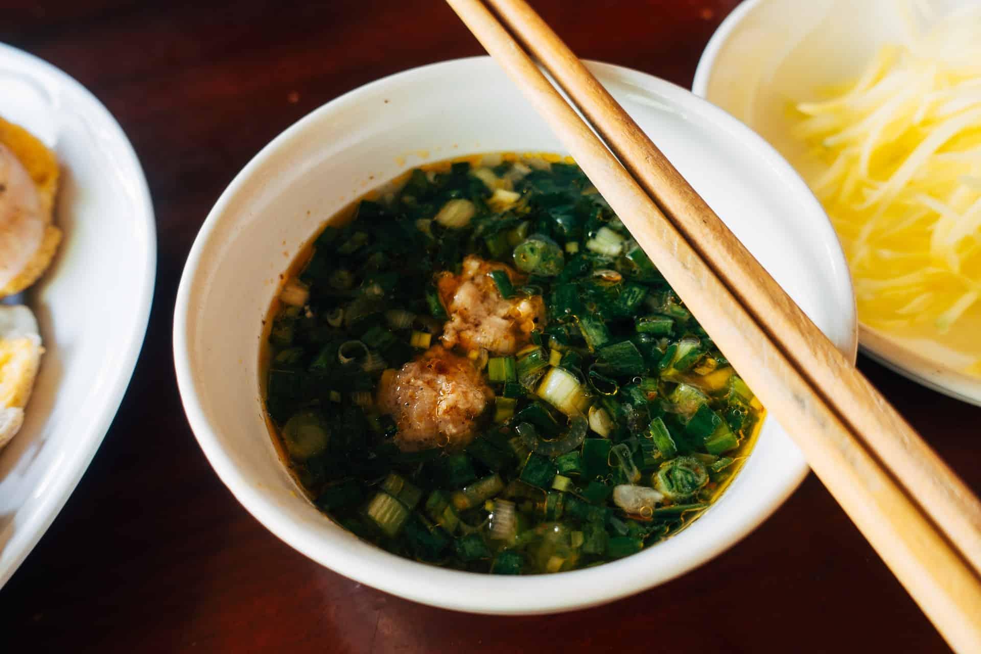 Die asiatische Küche ist so vielfältig wie die Länder in der Region