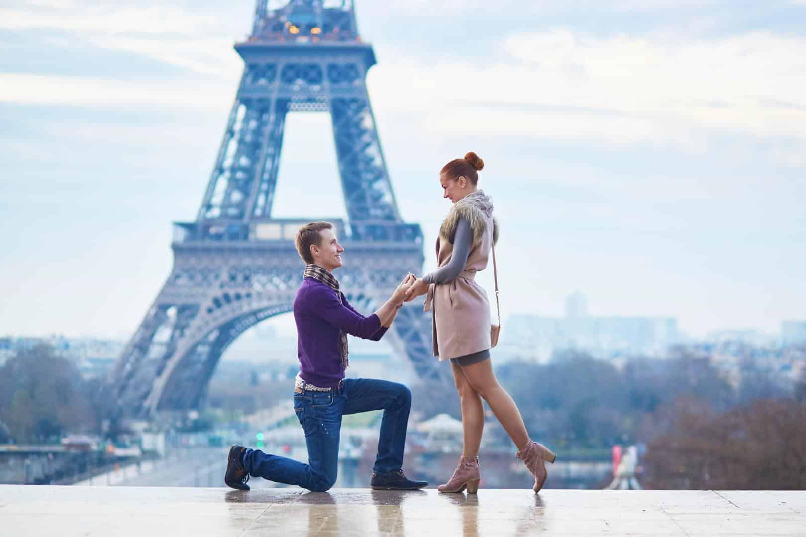Die schönsten Orte für Heiratsanträge