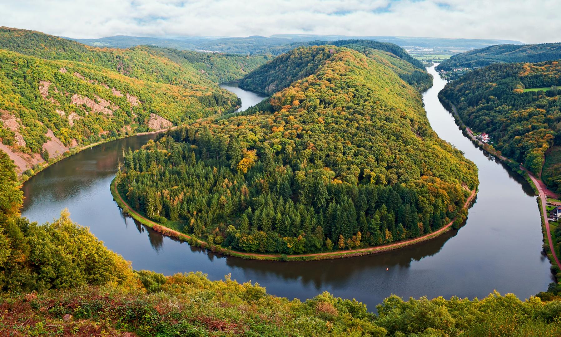 Natur Landschaft Deutschland