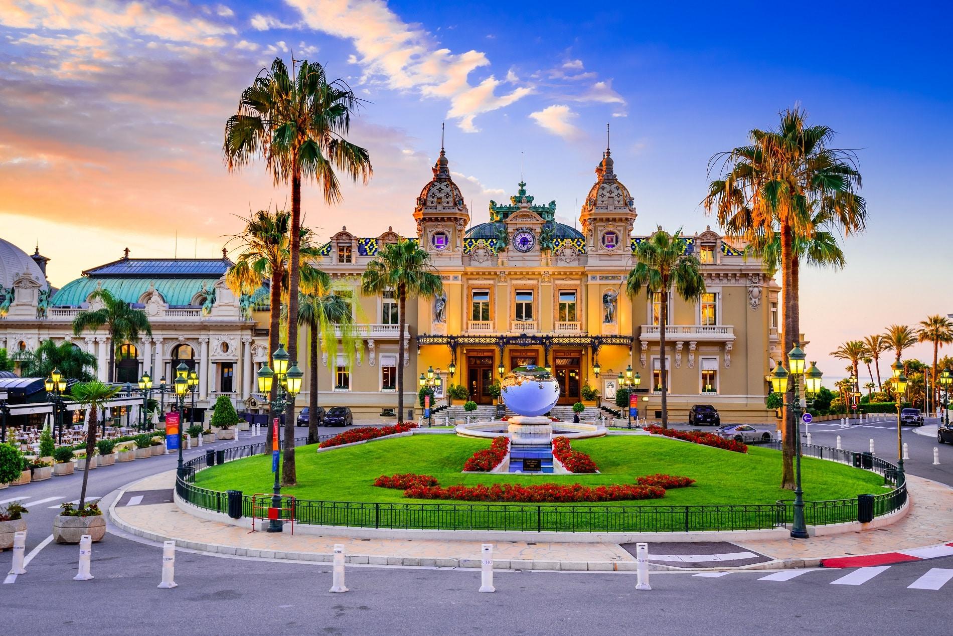 Monte Carlo, Monaco - Casino