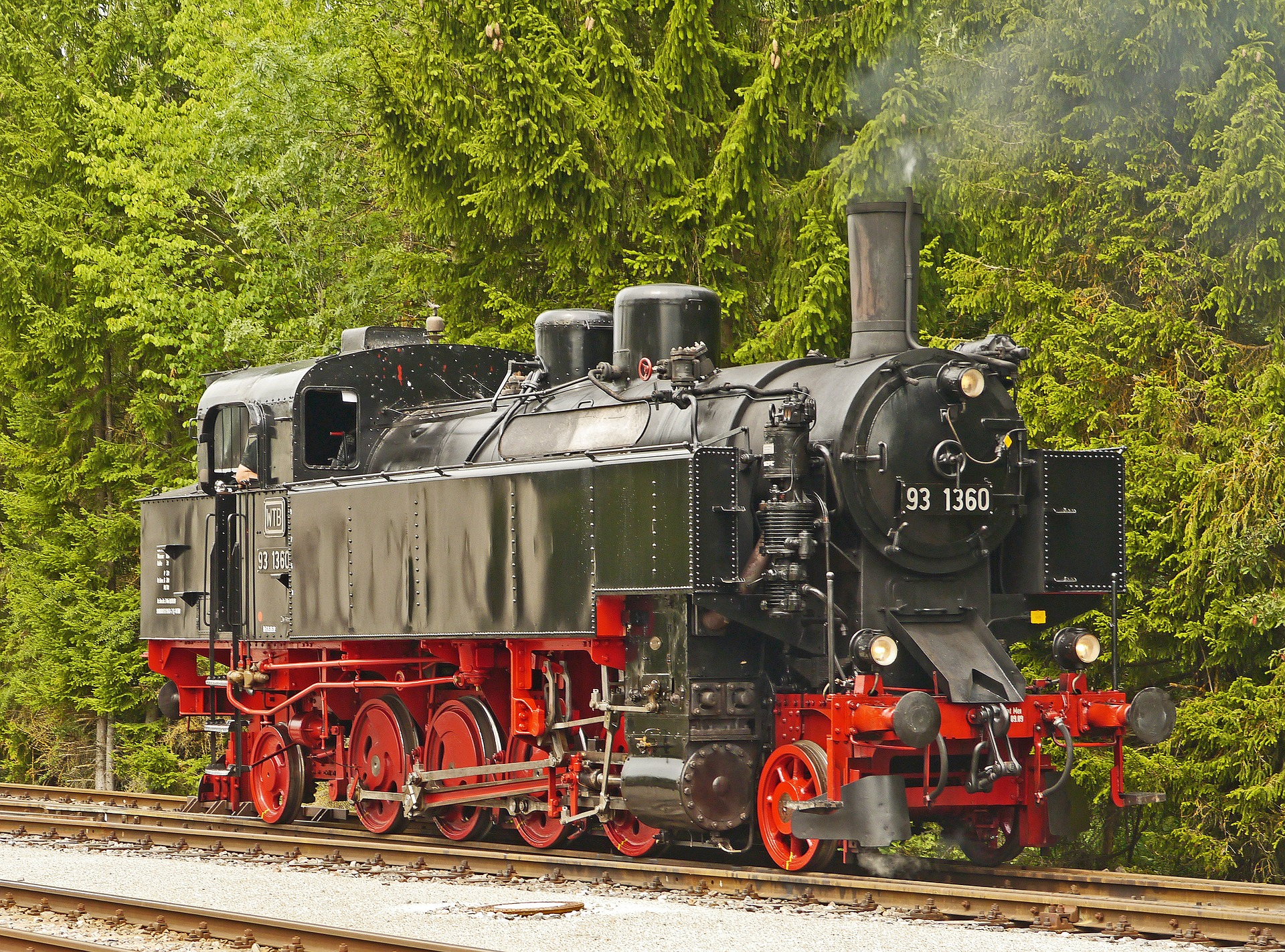 Sauschwänzlebahn Blumberg