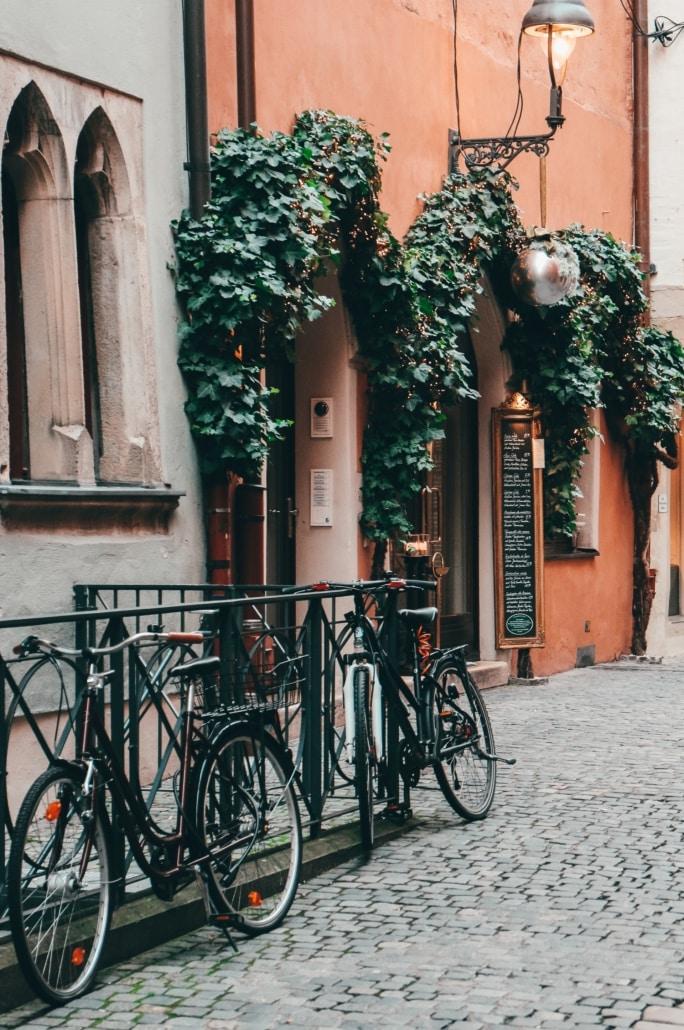 Restaurants und Cafés in der Regensburger Altstadt