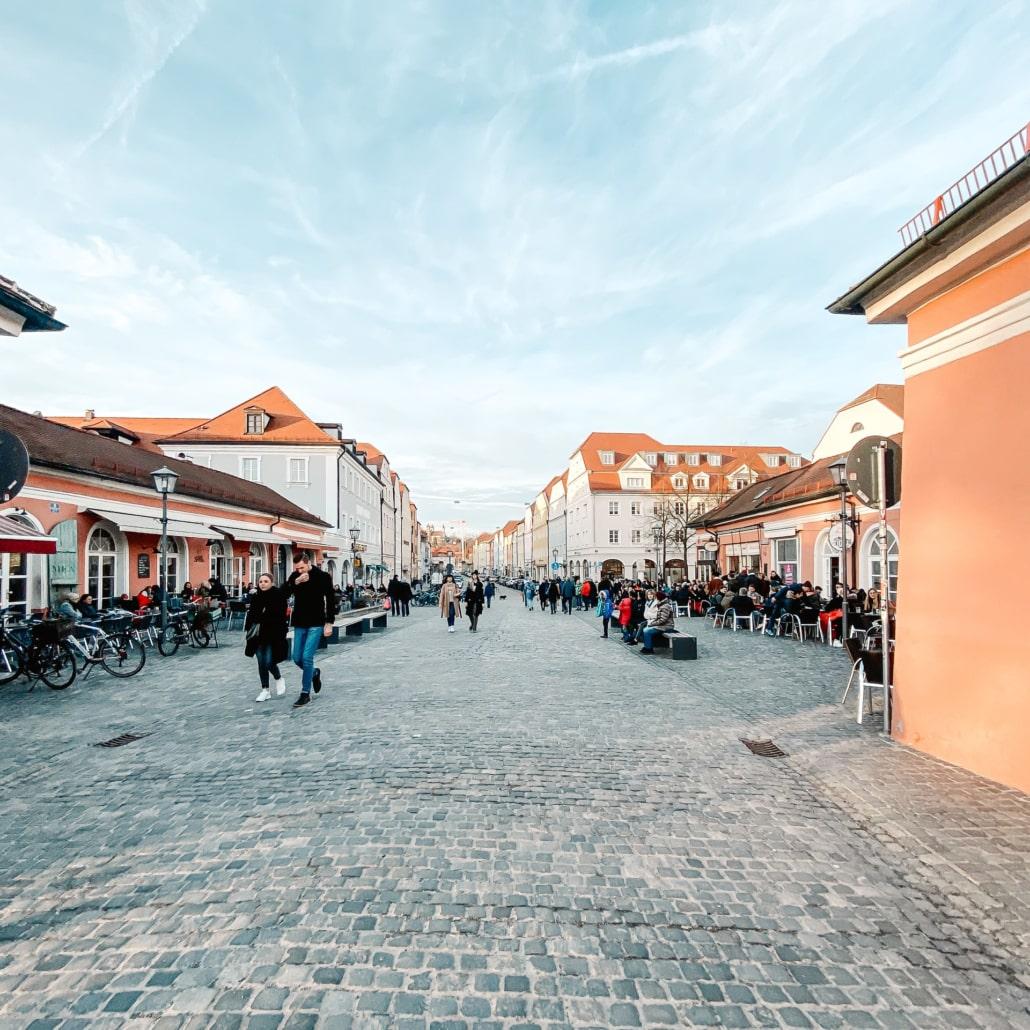 Regensburg Sehenswürdigkeit Altstadt