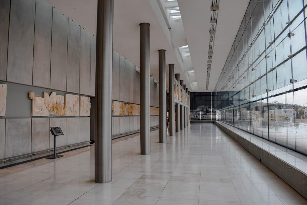 Athen Akropolis Museum