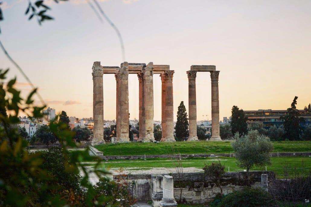 Athen Olympieion