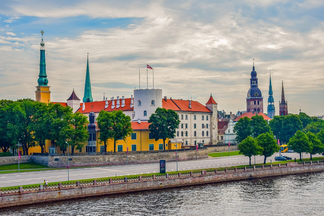 Riga Schloss