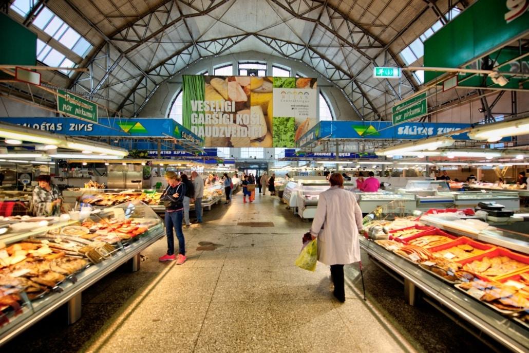Riga Zentralmarkt