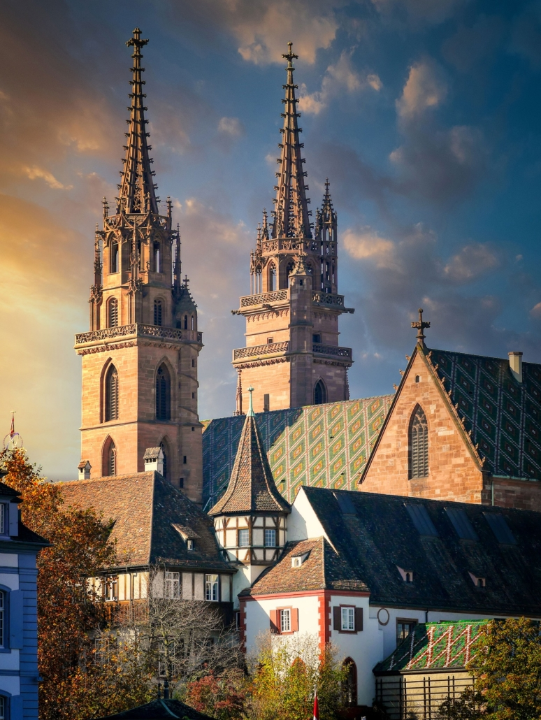 Basler Münster Schweiz