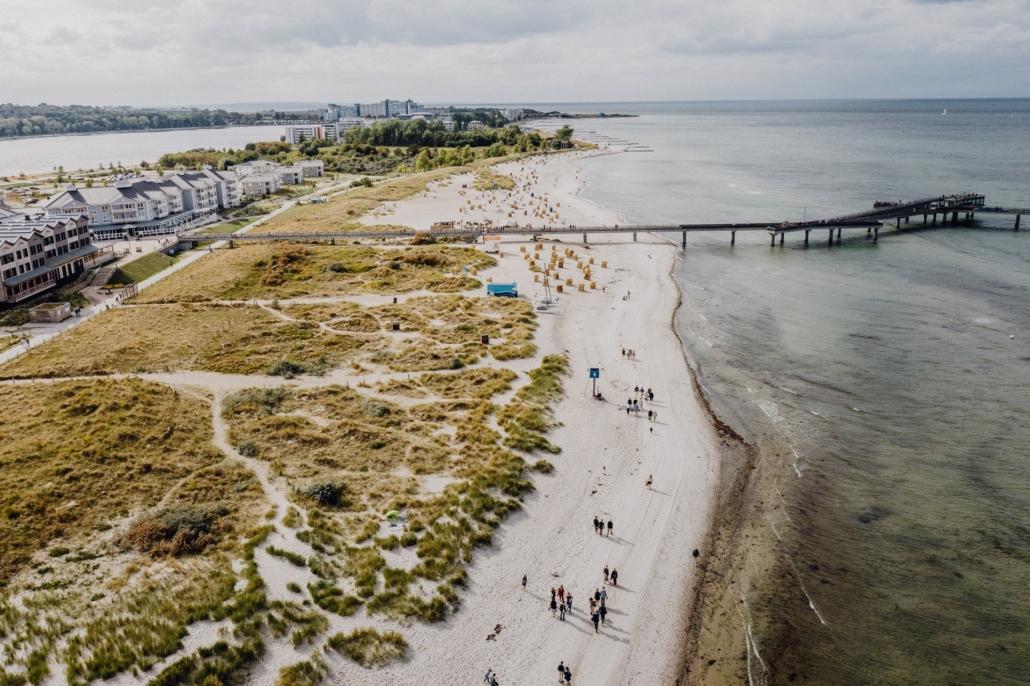 Deutschland Ostsee - Sommerurlaub Europa