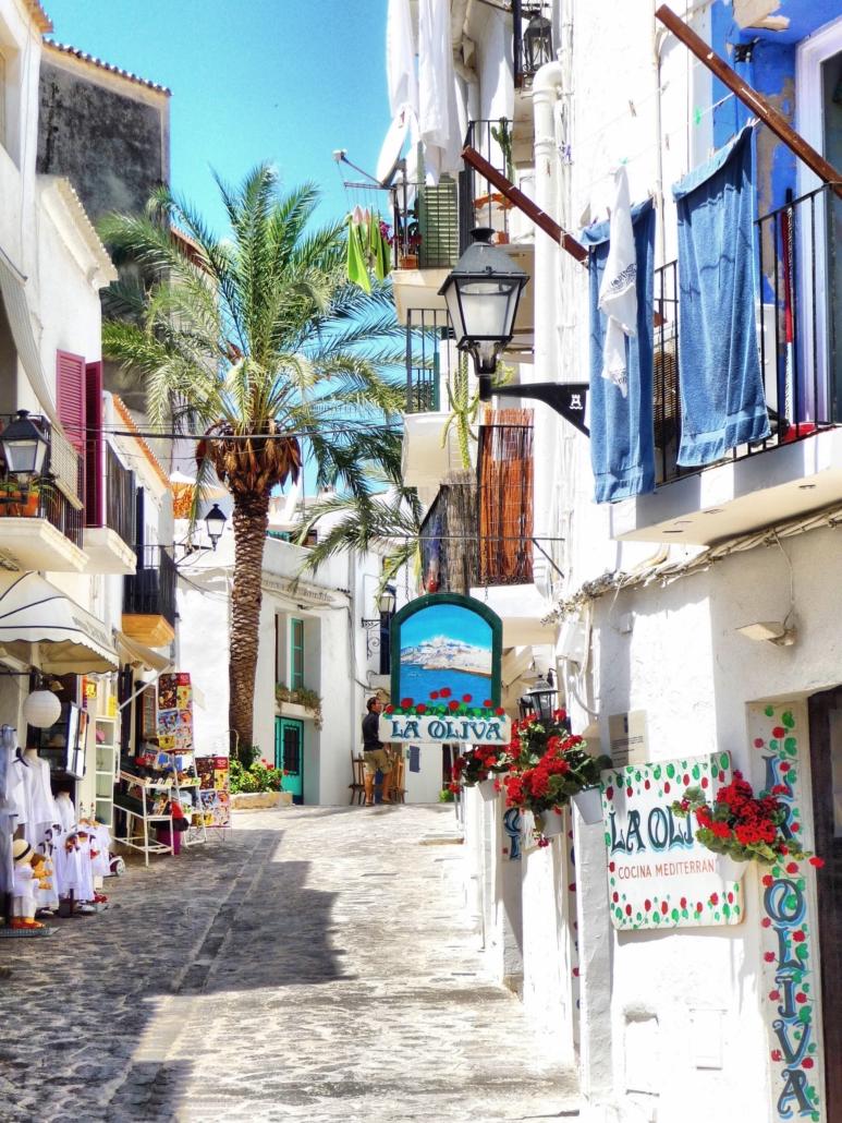 Ibiza Spanien - Sommerurlaub Europa