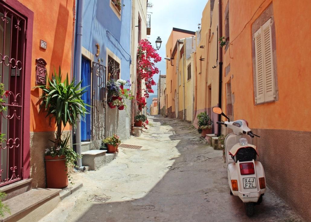 Italien - Sommerurlaub Europa