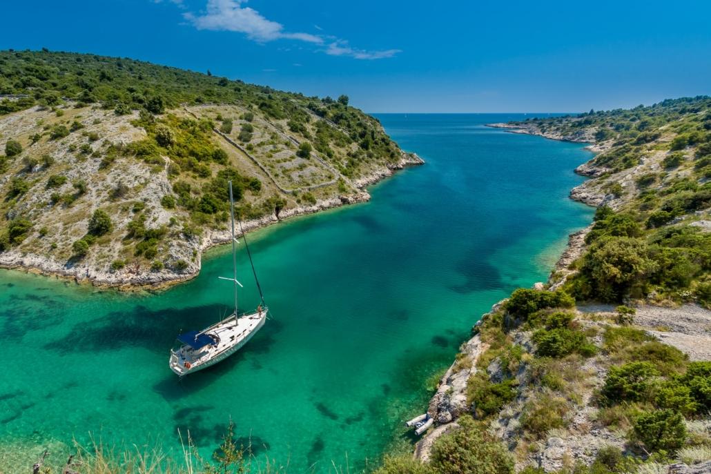 Trogir Kroatien - Sommerurlaub Europa