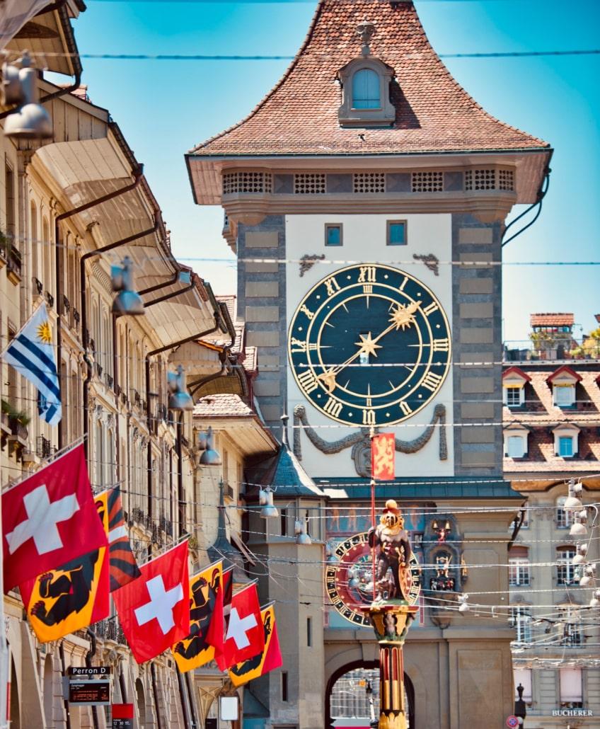 Zytglogge Bern Schweiz