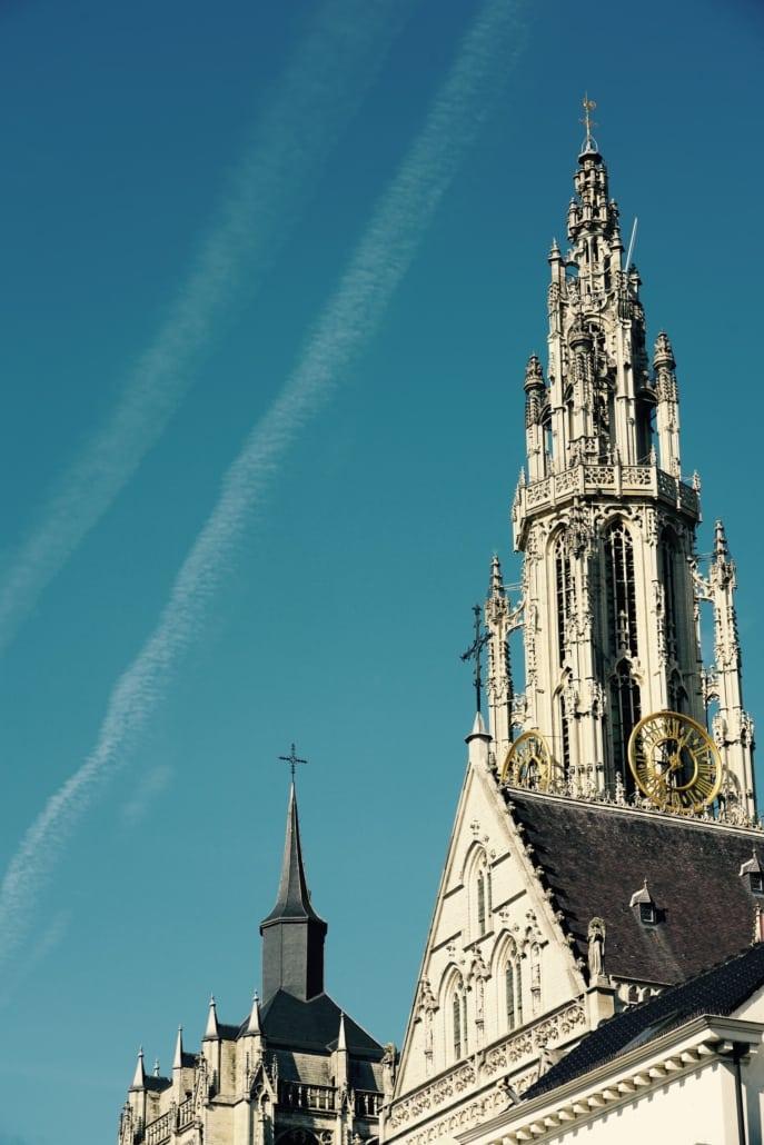 Antwerpen Türme der Liebfrauenkathedrale