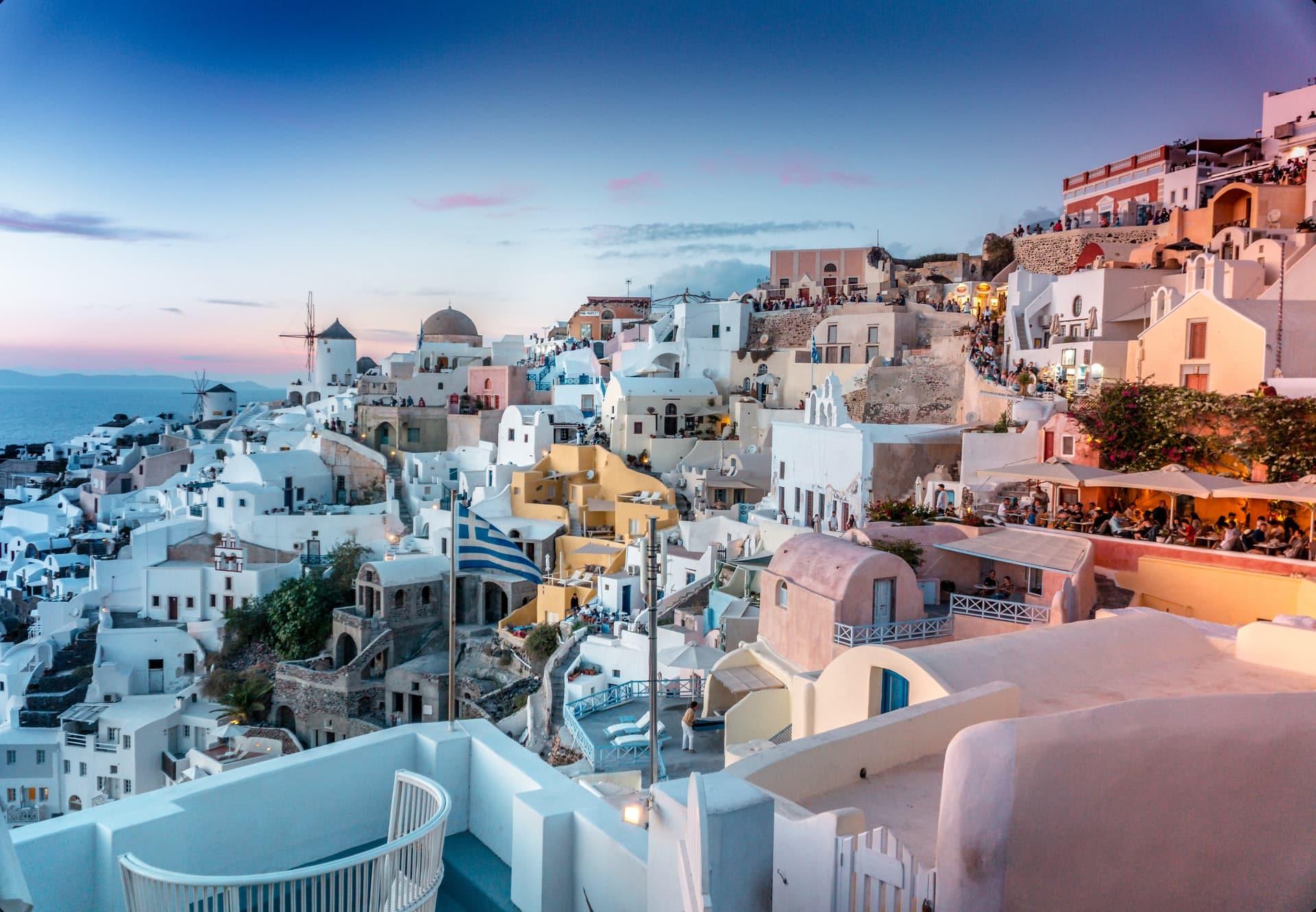 Santorini Sehenswürdigkeiten – Das griechische Inselparadies