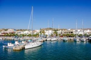 Hafen von Kos Griechenland
