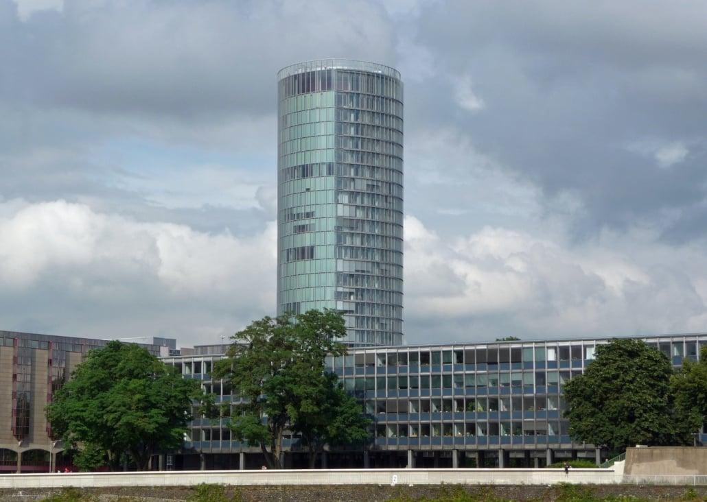 KölnTriangle, Aussichtspunkt in Köln Deutschland