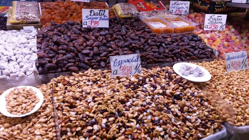 Malaga Markt Atarazanas Markt