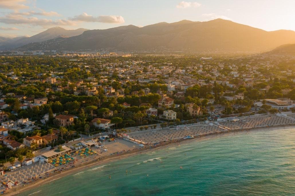 Spiaggia di Mondello Palermo