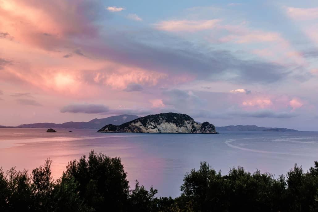 Zakynthos, Turtle Island, Marathonisi