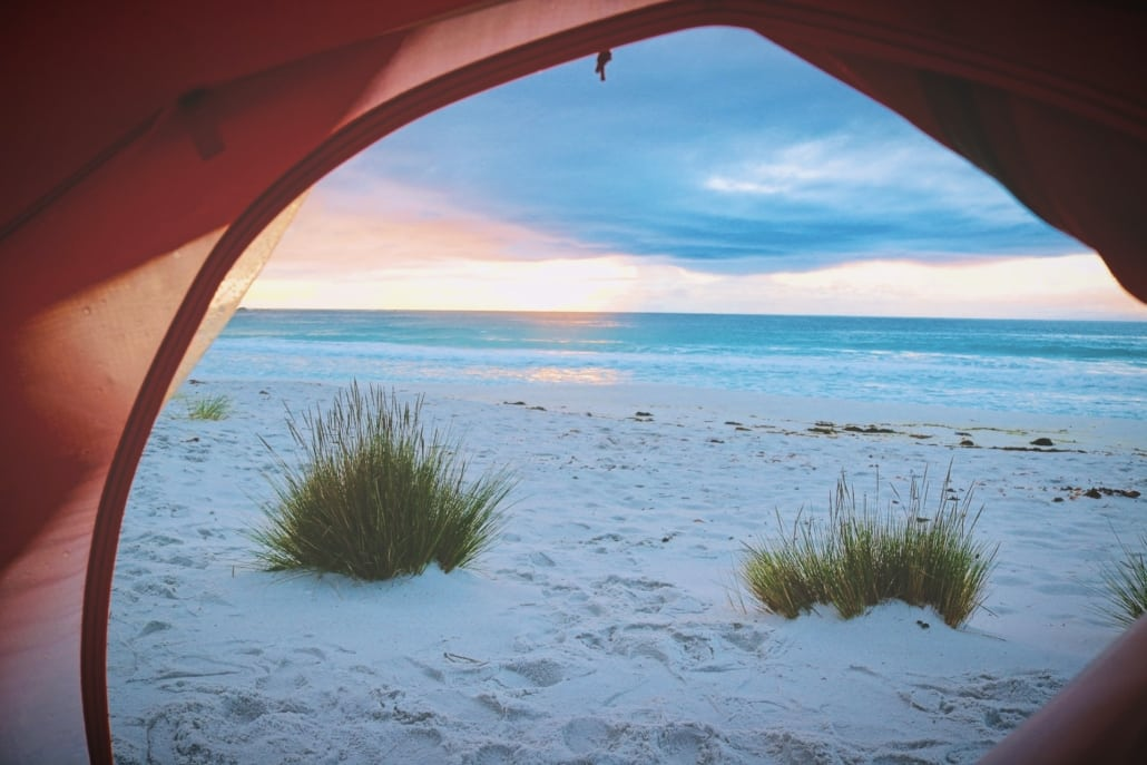 Die schönsten FKK-Campingplätze Europas