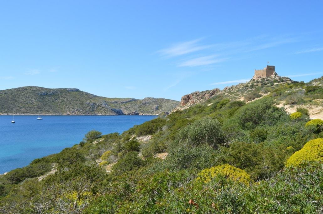 Nationalpark Cabrera Spain