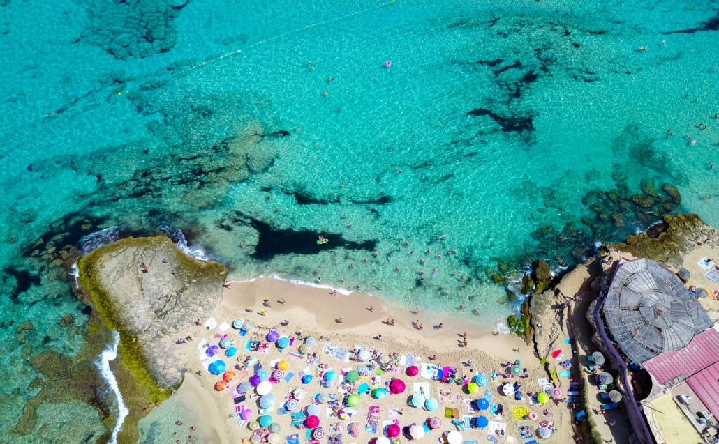 Ibiza Sehenswürdigkeiten - cala comte